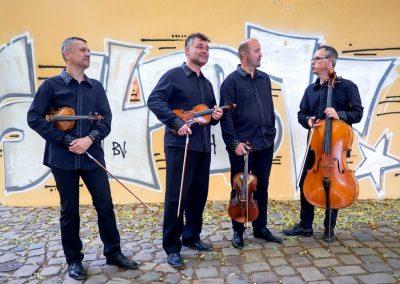 Poslední smyčcové kvartety
