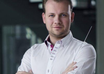 Robert Kružík – dirigent orchestrální