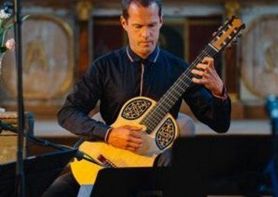 Lukáš Sommer: Duše kytary