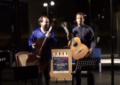 Večer argentinského tanga Ástora Piazzolly
